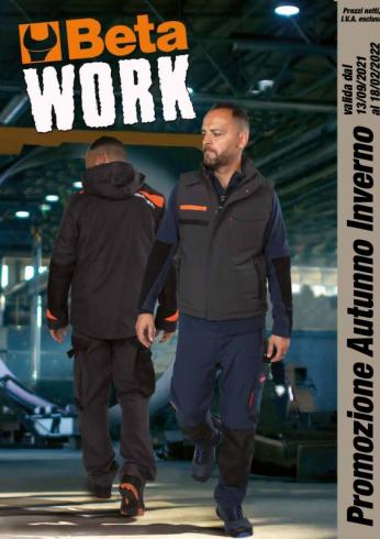 Beta Work Autunno - Inverno 2021